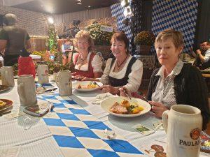 Die Skathexen bei München TV im September 2021